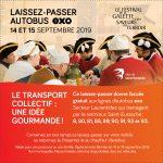 Festival de la galette et des saveurs du terroir :  le service de transport collectif sera gratuit les 14 et 15 septembre